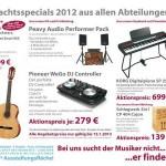 Unser Weihnachtsspecial 2012