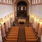 Installation Stiftskirche (Dom) Bad Gandersheim