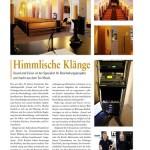 Pressebericht über unsere Installationsabteilung