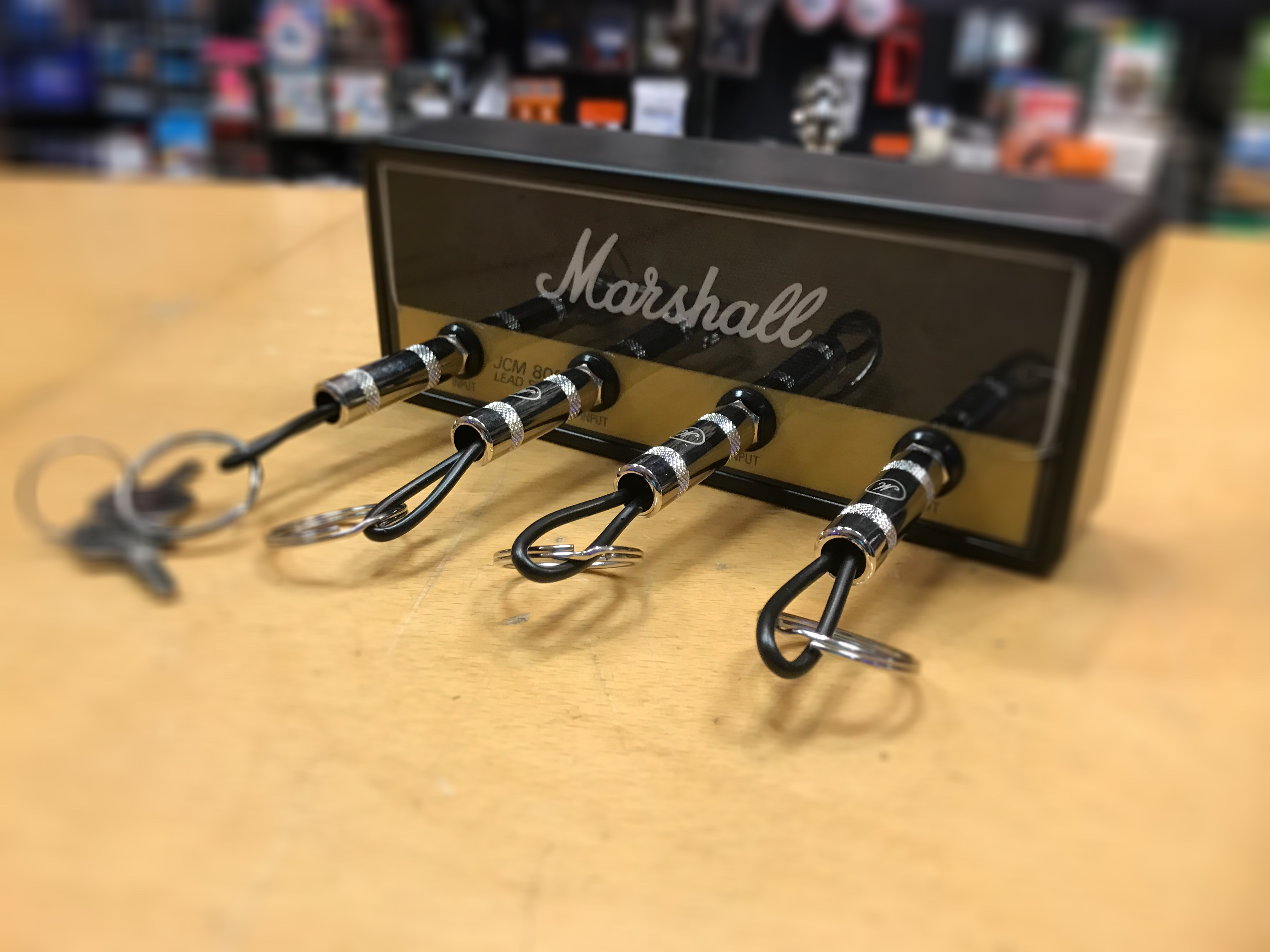 Marshall Jack Rack Schlüsselbrett | Sound and Vision ...