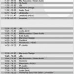 Checkpoint DJ Messe am 4.-5.11.2018 mit harmonic design in Bielefeld