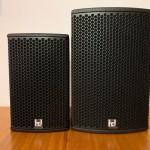 Neue Coax Lautsprecher von Harmonic Design