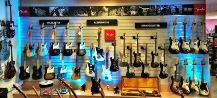 Euer Fender Stützpunkthändler für Südniedersachsen und Nordhessen